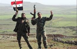 Syria triển khai thêm quân gần Cao nguyên Golan