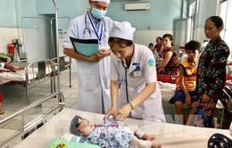 Khan hiếm dung dịch cao phân tử điều trị sốt xuất huyết
