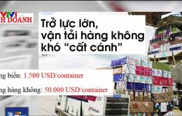 """Vận tải hàng không Việt khó """"cất cánh"""""""