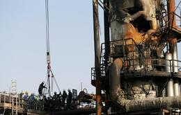 Saudi Arabia khôi phục 75% lượng dầu bị mất