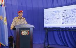 Phiến quân Houthi cáo buộc Saudi Arabia không kích