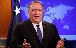 """Ngoại trưởng Mỹ: Việc triển khai quân tới vùng Vịnh mang tính """"răn đe"""""""