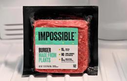 Thịt nhân tạo bày bán rộng rãi tại Mỹ
