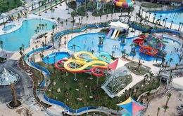 Thiếu giám sát an toàn cho trẻ tại công viên nước Thanh Hà