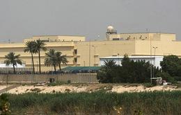 Iraq: Hai rocket rơi gần Đại sứ quán Mỹ ở Baghdad