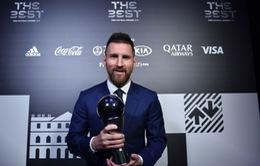 Vượt qua C.Ronaldo để giành FIFA The Best 2019, Messi nói gì?