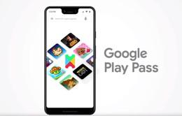 Google ra mắt dịch vụ game và ứng dụng Play Pass