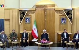 Iran công bố sáng kiến bảo vệ Eo biển Hormuz