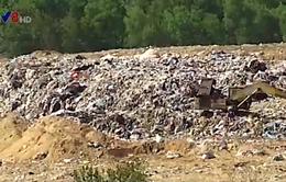 Quảng Nam đồng ý  di dời lò đốt rác Đại Nghĩa