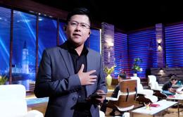 Shark Dzung say sưa khoe giọng hát ở Shark Tank Việt Nam