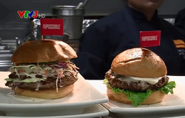 Trào lưu Humburger chay phát triển tại Mỹ
