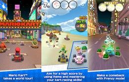 Mario Kart Tour chính thức trình làng trên iOS và Android