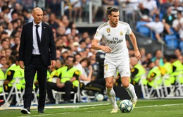 Gương vỡ lại lành, Zidane hết lời ca ngợi Gareth Bale