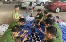 Thu giữ hơn 300 điện thoại iPhone nhập lậu từ Trung Quốc