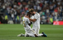 Kết quả, BXH Vòng 6 giải VĐQG Tây Ban Nha: Real Madrid 2-0 Osasuna, Valencia 3-3 Getafe, Mallorca 0-2 Atletico