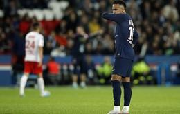 Kết quả, BXH Vòng 7 giải VĐQG Pháp: PSG 0-2 Reims, Brest 2-2 Lyon