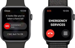 Cụ ông may mắn được cứu sống nhờ… Apple Watch