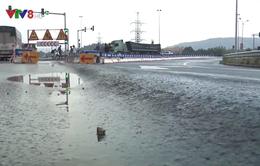 Đà Nẵng: Khắc phục hư hỏng đường cao tốc