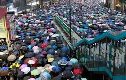 Đối thoại giải quyết căng thẳng tại Hong Kong (Trung Quốc)