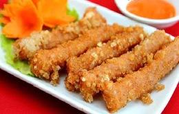 Nem chua rán - Món ăn đặc sản của người Hà Nội