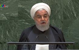 Iran không đàm phán dưới sức ép của Mỹ