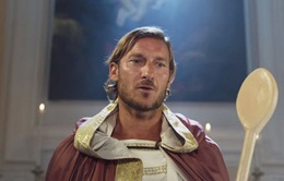 Francesco Totti tham gia show truyền hình thực tế