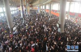 Khoảng 800 triệu người Trung Quốc đi du lịch ngày Quốc khánh