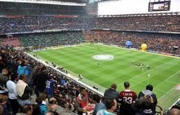 2 đội bóng thành phố Milan quyết tâm xây sân vận động mới