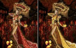 Á hậu Kiều Loan tiết lộ trang phục dân tộc dự thi Miss Grand International 2019