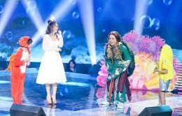 """Giọng hát Việt nhí: Phạm Quỳnh Anh - Dương Khắc Linh tổ chức cuộc thi """"Giọng hát đại dương"""""""