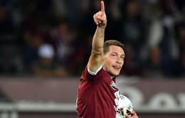 Torino ngược dòng giành chiến thắng trước AC Milan
