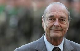 Việt Nam gửi điện chia buồn cựu Tổng thống Jacques Chirac qua đời