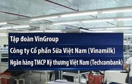Danh sách 500 doanh nghiệp có lợi nhuận tốt nhất Việt Nam