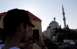 Động đất mạnh làm rung chuyển thành phố Istanbul, Thổ Nhĩ Kỳ