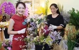 Cửa hàng hoa thân thiện với môi trường ở Hà Nội