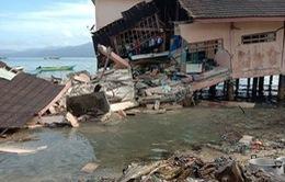 Gia tăng thương vong sau trận động đất ở Indonesia
