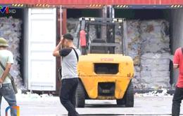Việt Nam nghiên cứu xuất trả phế liệu nhập khẩu