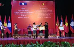 Quốc hội Việt Nam và Lào hợp tác hiệu quả