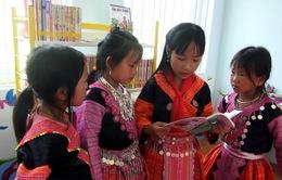 Hòa Bình: Nâng cao văn hóa đọc cho học sinh dân tộc Mông
