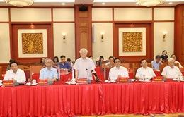 Đóng góp ý kiến dự thảo báo cáo chính trị Đại hội Đảng XIII