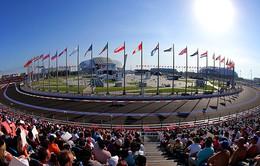 Những thống kê trước chặng F1 tại Sochi, Nga