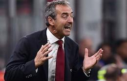 AC Milan âm thầm liên hệ với các ứng cử viên thay thế Marco Giampaolo
