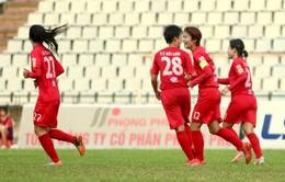 Vòng 12 Giải VĐQG bóng đá nữ 2019: Hà Nội thắng trận trong ngày sân Hà Nam gặp sự cố mất điện
