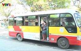 Huế: Tăng cường xử lý xe buýt vi phạm
