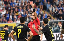 Sampdoria 1-3 Inter Milan: Alexis Sanchez tỏa sáng rồi... bị đuổi!