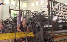 Làng chiếu xứ Quảng nguy cơ mai một do thiếu lao động trẻ