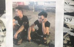 Dán tờ rơi, phát lệnh truy tìm toàn quốc 2 đối tượng nghi sát hại tài xế Grab