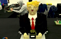 Triển lãm Lego lớn nhất thế giới tại Phần Lan