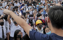 Cảnh sát Hong Kong bắt giữ 159 người dính líu đến vụ biểu tình quy mô lớn