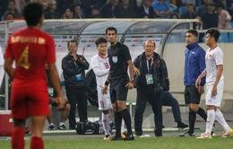 Trọng tài chính trận Thái Lan và Việt Nam từng mang may mắn cho U23 Việt Nam